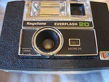 Keystone Everflash 20 Film Camera  for Parts C9-9