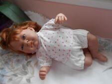 haut et bloomer compatible avec poupée antonio juan,baby annabell,baigneurs 45cm