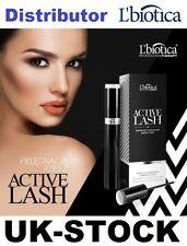L'BIOTICA ACTIVE LASH EYELASH EYEBROW SERUM Growth Promoter Natural Long Lashes