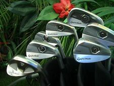 TaylorMade MC MB TP Forged Irons KBS Tour Stiff  Bonus SW FREE SHIP