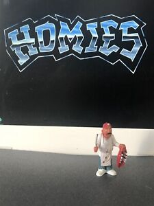 Homies series 10 CARNECERO HOMIE 2006 Excellent Condition  Free Shipping USA