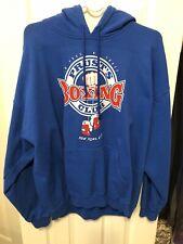 Brandon Prust New York Rangers Hoodie Sweatshirt Size XL