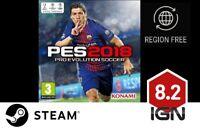 Pro Evolution Soccer (PES) 2018 [PC] Steam Download Key - FAST DELIVERY