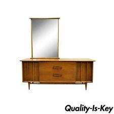 Walnut Brown Danish Modern Antique Furniture