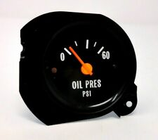 73-87 Chevy Truck GM OEM Oil Pres PSI Gauge C10 K5 GMC Suburban 81-87