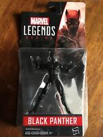 "Marvel Legends Series Black Panther 3.75"" Inch Action Figure MOC RARE Toy Hasbro"