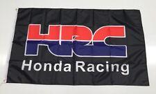 HRC Honda Racing Style 3 Banner Flag Car Motorbike Civic Mechanic Workshop Cave
