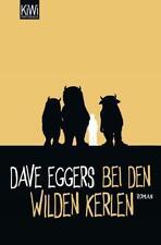 Bei den wilden Kerlen von Dave Eggers (2011, Taschenbuch)