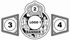 Boxing Wrestling MMA Champion Gürtel mit eigenem Logo herstellen Customized Belt