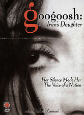 Googoosh - Iran's Daughter - DVD - Black & White Closed-captioned Color Ntsc NEW