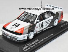 Audi 200 Quattro 1988 Sieger Trans-Am Weekend Hans Joachim STUCK 1:43 Minichamps