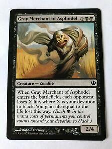 1x MTG - Gray Merchant Of Asphodel - Theros - NM