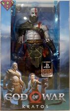"KRATOS God of War 7"" inch Scale Action Figure Neca 2018"