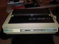 Panasonic KX-P2624 Vintage Wide-Format Dot-Matrix Printer-Foams ruber intact