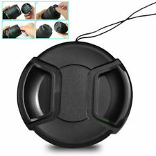 Universal 39mm Snap-On Front Lens Cap Cover tector .G cord w/ For Came 2029L0U