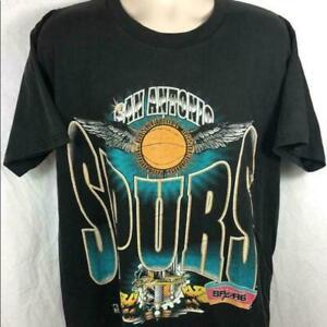 Vintage San Antonio Spurs NBA Graphic T-Shirt Funny Black Vintage Gift Men Women