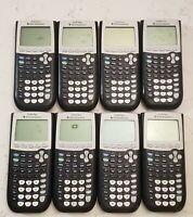 Texas Instruments TI-84 Plus Graphing Calculators *See Description