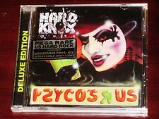 Hard Knox: Psycho's R Us - Deluxe Edition CD 2016 Bonus Tracks Divebomb USA NEW