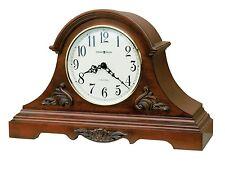 Howard Miller 635-127(635127) Sheldon Mantel/Mantle/Shelf Clock-Americana Cherry