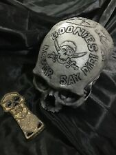 The Goonies Movie Skull Prop Bones Key, Replica,One Eyed Willy - Zane Wylie