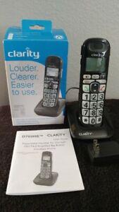 CLARITY Expandable D703 Handset for E814CC