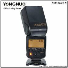 Yongnuo YN-568EX III TTL Flash Speedlite HSS for Nikon D800 D700 D600 D300s D300