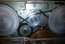 Tandberg Reel-to-Reel Drive Belt & Counter Belt Model 62 64 74 74B 741 2 Belts