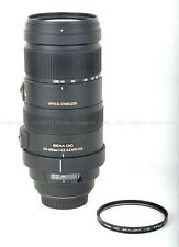 Ex+ SIGMA DG AF 120-400mm f/4.5-5.6 APO HSM OS for Canon EF EOS 1D 5D Mark III