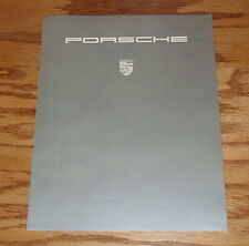 Original 1983 Porsche 928S Sales Folder Brochure 83