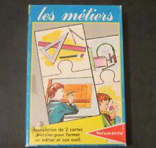 Domino des Métiers, Volumétrix - Cavahel Vintage