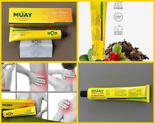 Namman Muay baume massage spécial Sports. Utilisé par les pro de Boxe thaï