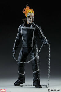 SIDESHOW 1/6 GHOST RIDER-- US SELLER--