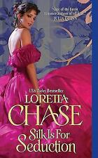 The Dressmakers: Silk Is for Seduction 1 by Loretta Chase (2011, Paperback)