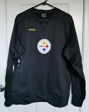 0905d61f5 NWT Pittsburgh Steelers Nike Therma Fit Crew Neck Sweatshirt