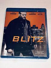Blitz (Blu-ray, 2010, WS) Jason Statham, Paddy Considine, Aidan Gillen 11B