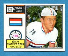 SPRINT '72 - PANINI - Figurina-Sticker n. 180 - VANDER VLEUTEN - OLANDA -Rec