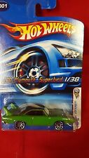 Hot Wheels Collectible '70 Plymouth Superbird 2006 First Editions #001