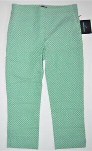 Cynthia Rowley Activewear Leggings Capri Pants Size 6 Geometric NWT NEW W TAGS