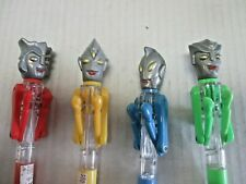 set of 4 Ultraman punch puppet pens (loose)