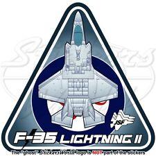 F-35 LIGHTNING II AUSTRALIA Lockheed F-35A JSF Australian AirForce RAAF Sticker