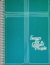 Songs for a Gospel People: Words & Music Large Print-ExLibrary