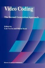 Video Coding : The Second Generation Approach (2011, Paperback)