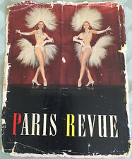 PARIS REVUE  TEXT PIERRE MARIEL  PHOTOGRAPHY DANIEL FRASNAY 1961 SPEARMAN FE HC