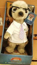 Sergei - Meerkat with certificate and ear tag in original box