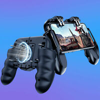 PUBG Mobile Phone Gaming Controller Gamepad Cooling Fan Joystick For Android IOS