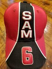 IndyCar Team Penske Racing Hat #6 Sam Hornish ; RED OSFA
