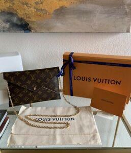 Louis Vuitton Kirigami Large Pochette w/ Insert & Chain - Crossbody/Shoulder Bag