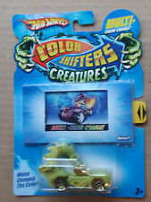 Hot Wheels Color Shifters Creatures RODZILLA