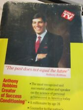Anthony Robbins Introduction to Personal Power Audiocassette First Four Days New