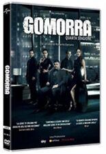 Gomorra - La Serie - Stagione 4 (4 DVD) - ITALIANO ORIGINALE SIGILLATO -